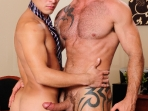 After Hours Pick-Up - Adam Killian - Edin Sol - The Gay Office - Men of Gay Porn - Photo #2
