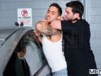 Fucked By Security - Bryce Star - Tony Paradise - Drill My Hole - Men of Gay Porn - Photo #7