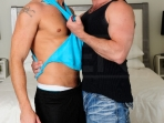 Oops - Jessie Colter - Tony Paradise - Str8 To Gay - Men of Gay Porn - Photo #3