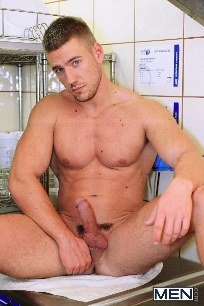 Men In Budapest - Episode #1 - Andrew Stark - Jeffrey Branson - Str8 To Gay - Men of Gay Porn - Photo #1