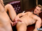 The Horny Publisher - Tommy Defendi - Landon Conrad - The Gay Office - Men of Gay Porn - Photo #16