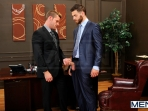 The Horny Publisher - Tommy Defendi - Landon Conrad - The Gay Office - Men of Gay Porn - Photo #5