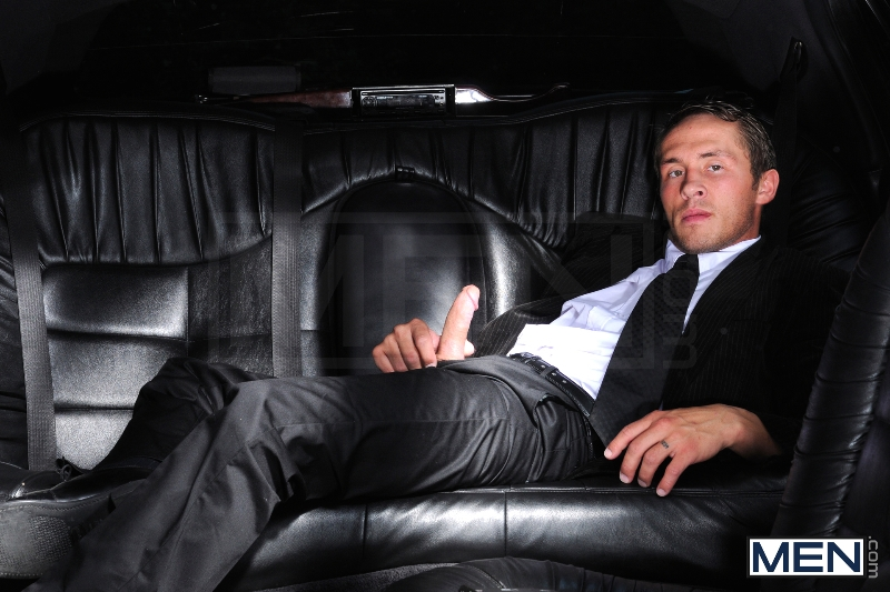 The Limo Driver - Rafael Alencar - Ryan Rockford - Drill My Hole - Men - Photo #3