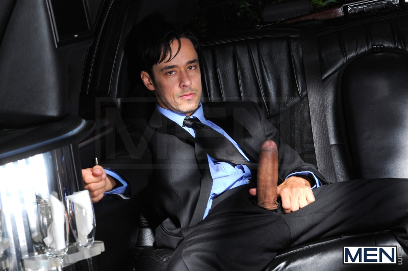 The Limo Driver - Rafael Alencar - Ryan Rockford - Drill My Hole - Men - Photo #4