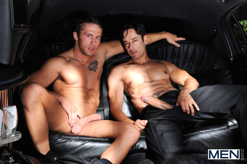 The Limo Driver - Rafael Alencar - Ryan Rockford - Drill My Hole - Men - Photo #7