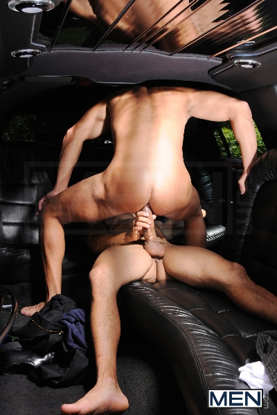 The Limo Driver - Rafael Alencar - Ryan Rockford - Drill My Hole - Men - Photo #9