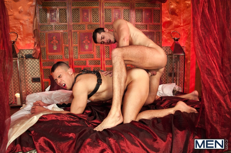 The Good Boy - Jay Roberts - Mike Colucci - Drill My Hole - Men of Gay Porn - Photo #11