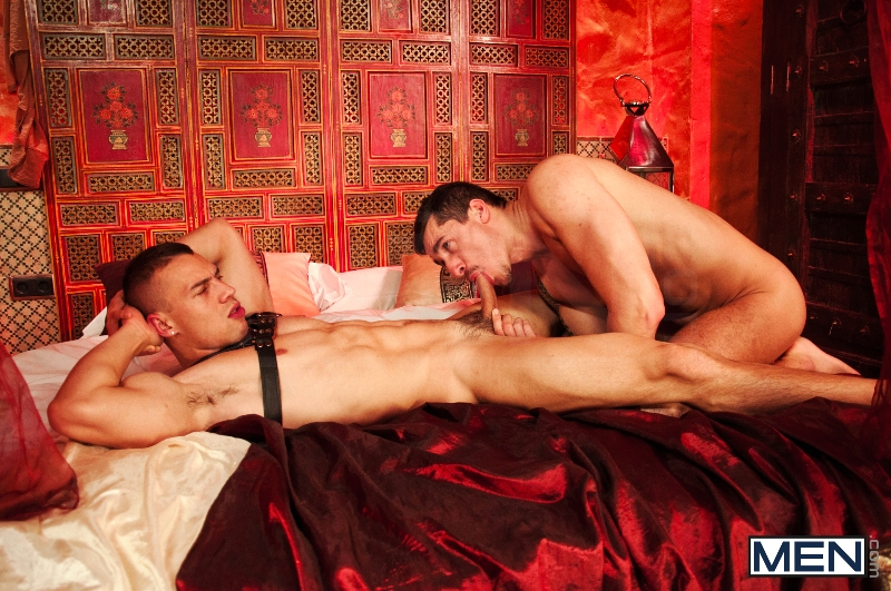 The Good Boy - Jay Roberts - Mike Colucci - Drill My Hole - Men of Gay Porn - Photo #9