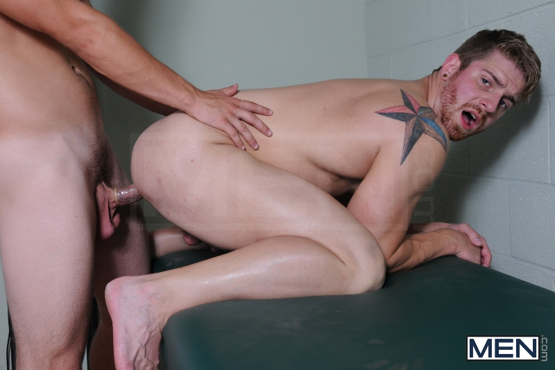 Deep Tissue - Jimmy Johnson - Logan Vaughn - Drill My Hole - Men of Gay Porn - Photo #19
