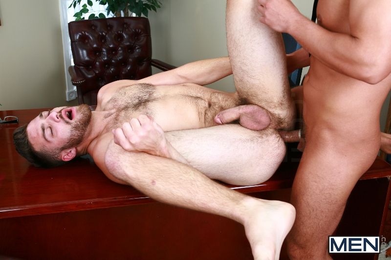 Rocco Reed's Debut - Tommy Defendi - Rocco Reed - Str8 To Gay - Men of Gay Porn - Photo #15
