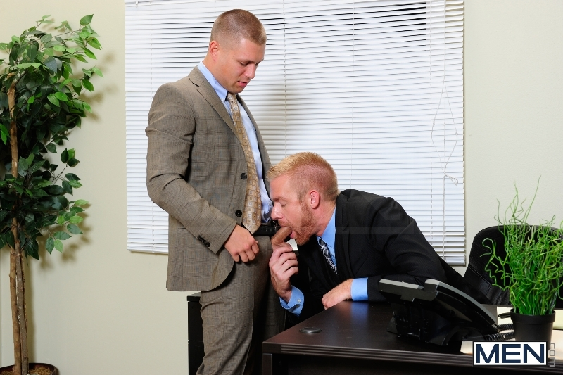 Sex Toy Delivery - Christopher Daniels - Bobby Clark - The Gay Office - Men of Gay Porn - Photo #6