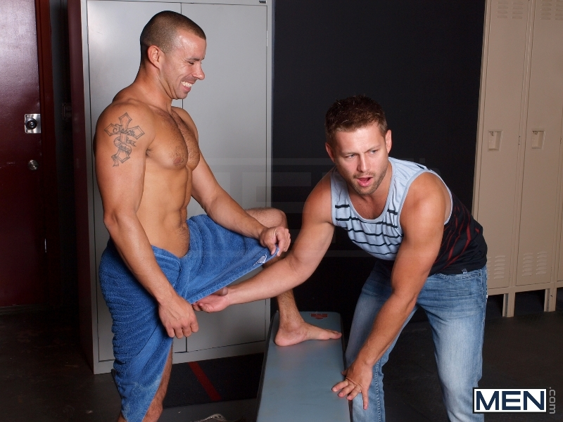 Check Me Out - Chris Tyler - Bobby Clark - Str8 To Gay - Men of Gay Porn - Photo #6