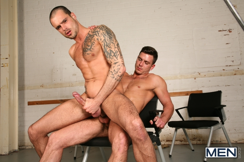 Bashed And Furious - Paddy O'Brian - Issac Jones - Drill My Hole - Men of Gay Porn - Photo #10