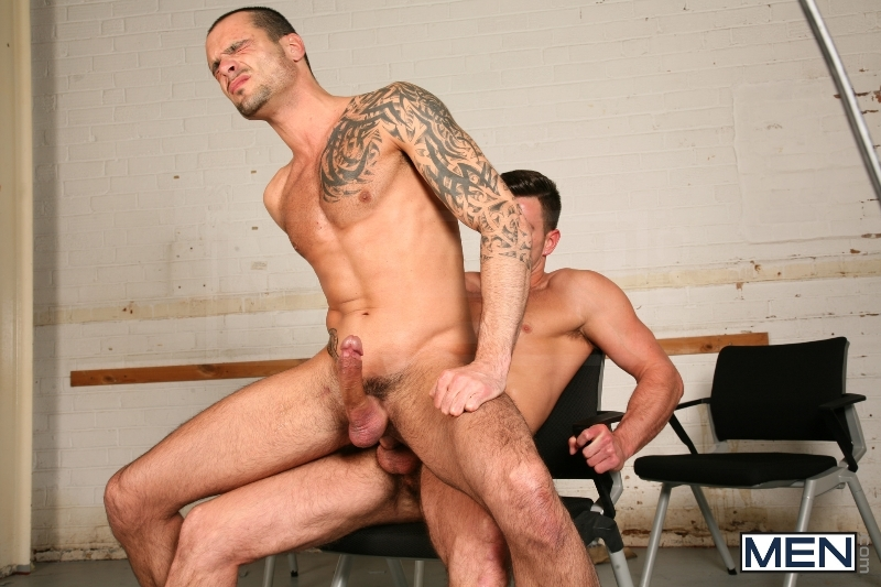 Bashed And Furious - Paddy O'Brian - Issac Jones - Drill My Hole - Men of Gay Porn - Photo #12