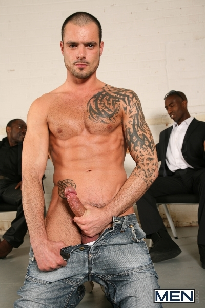 Bashed And Furious - Paddy O'Brian - Issac Jones - Drill My Hole - Men of Gay Porn - Photo #3