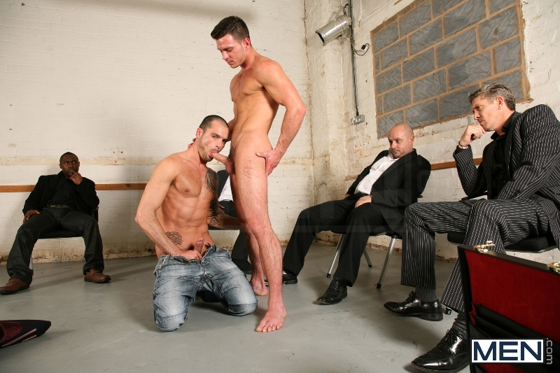 Bashed And Furious - Paddy O'Brian - Issac Jones - Drill My Hole - Men of Gay Porn - Photo #6