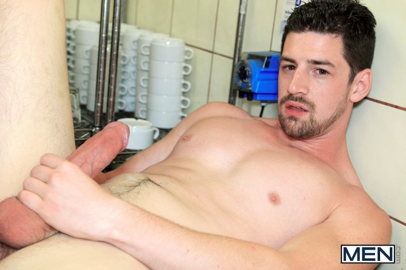 Men In Budapest - Episode #1 - Andrew Stark - Jeffrey Branson - Str8 To Gay - Men of Gay Porn - Photo #17