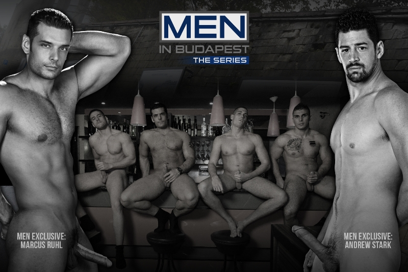 Men In Budapest - Series Preview - Drill My Hole - Jizz Orgy - Str8 To Gay - Men of Gay Porn - Landscape Photo #1