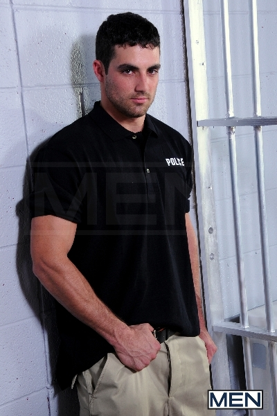 Holding Cell - Johnny Rapid - Jimmy Johnson - Jack King - Drill My Hole - Men of Gay Porn - Photo #3