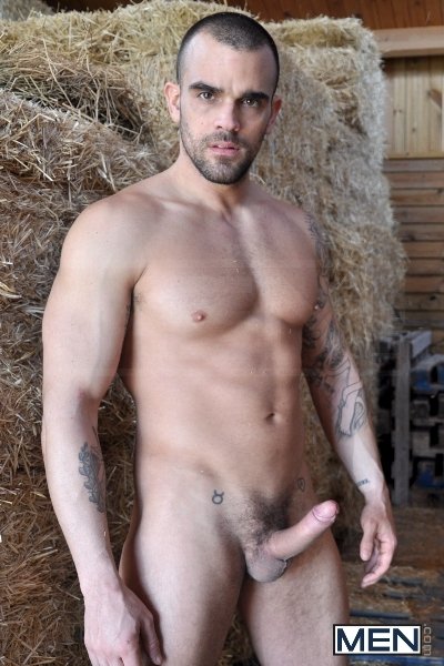 The Stable - Damien Crosse - David Dirdam - Drill My Hole - Men of Gay Porn - Photo #2