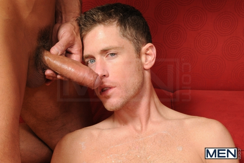 How To Kiss - Boston Miles - Robert Van Damme - Str8 To Gay - Men of Gay Porn - Photo #3