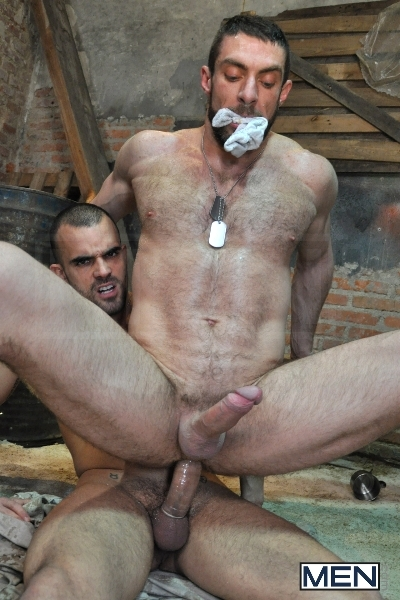 Sergeant's Orders - Damien Crosse - Scott Carter - Drill My Hole - Men of Gay Porn - Photo #11