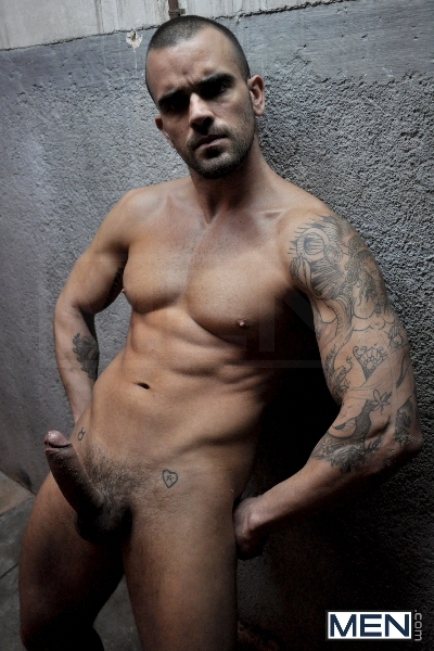 Sergeant's Orders - Damien Crosse - Scott Carter - Drill My Hole - Men of Gay Porn - Photo #13