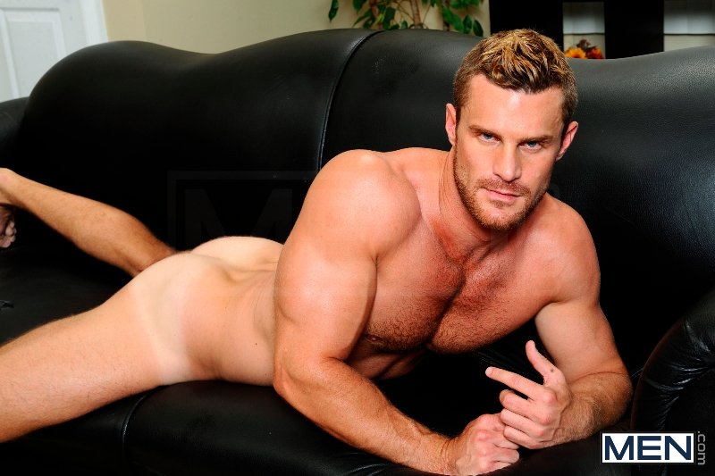Calling In Sick - Topher Di Maggio - Landon Conrad - Drill My Hole - Men of Gay Porn - Photo #3