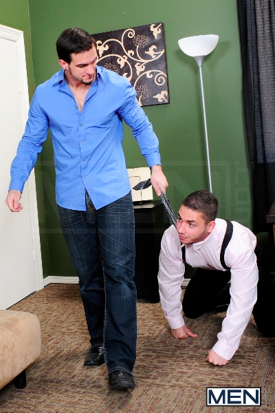 Weekly Appointment - Phenix Saint - Marc Dylan - Drill My Hole - Men of Gay Porn - Photo #5