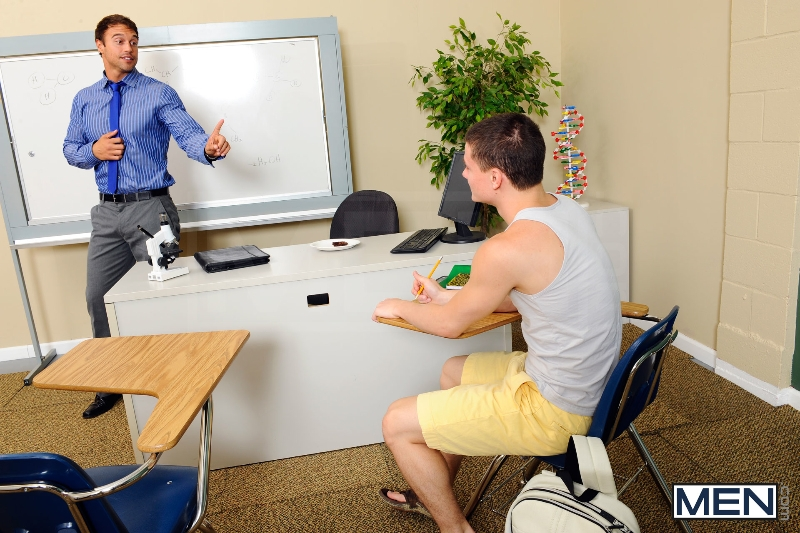 Chemistry Prank - Tyler Sweet - Rocco Reed - Big Dicks At School - Photo #3