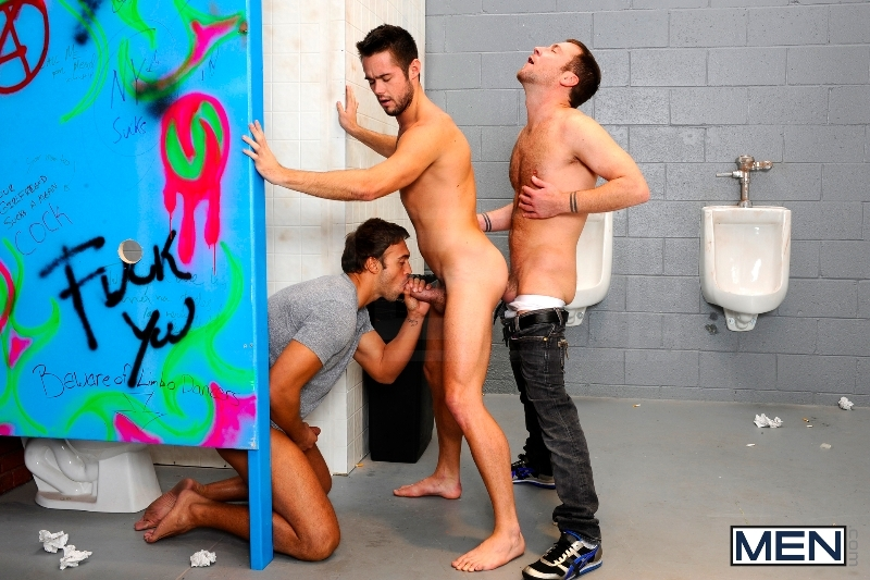 Radar - Trevor Knight - Rocco Reed - Mike De Marko - Str8 To Gay - Men of Gay Porn - Photo #14