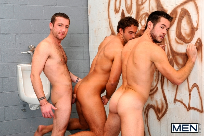 Radar - Trevor Knight - Rocco Reed - Mike De Marko - Str8 To Gay - Men of Gay Porn - Photo #15