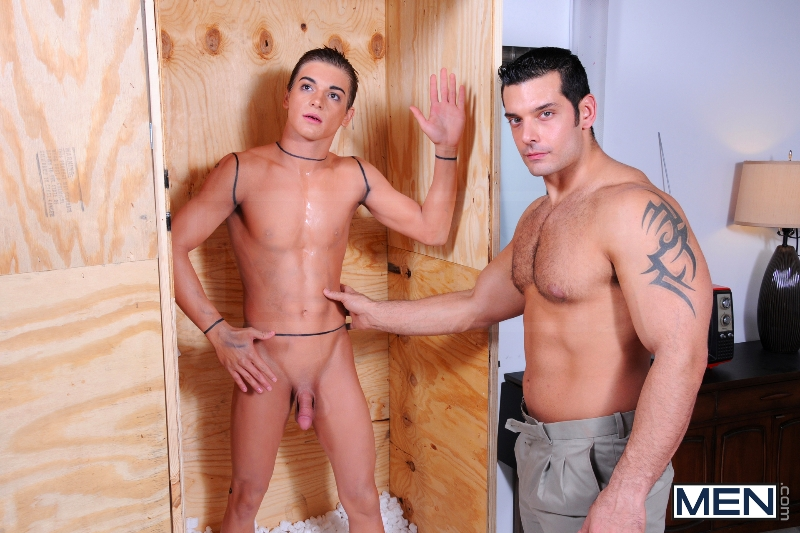 Johnny In A Box - Johnny Rapid - Marcus Ruhl - Drill My Hole - Men of Gay Porn - Photo #17