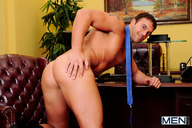 Touchy Boss - Colby Jansen - Rocco Reed - The Gay Office - Men of Gay Porn - Photo #2