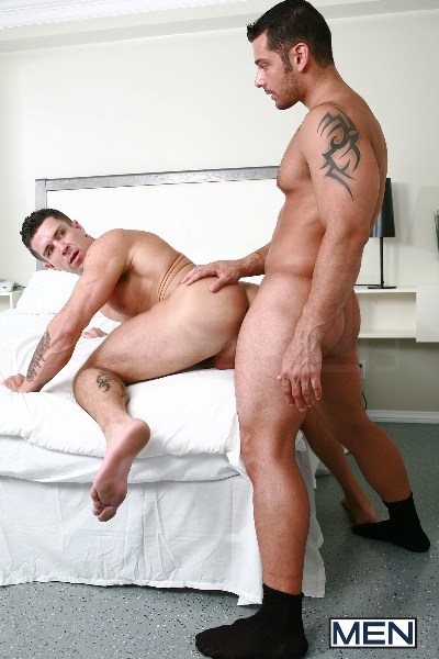 Out Of Town Trick - Trenton Ducati - Marcus Ruhl - The Gay Office - Photo #13