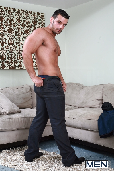 Out Of Town Trick - Trenton Ducati - Marcus Ruhl - The Gay Office - Photo #3