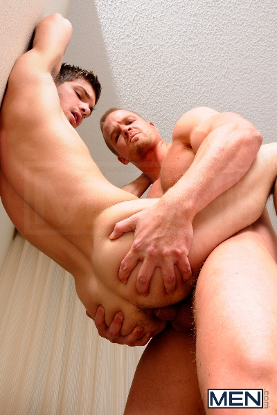 Turn Me Into A Whore 2 - Johnny Rapid - Liam Magnuson - Drill My Hole - Men of Gay Porn - Photo #14