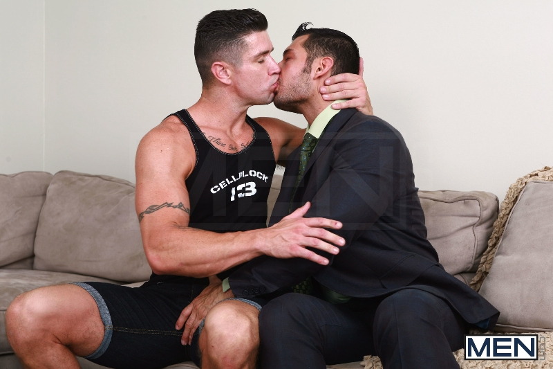 Out Of Town Trick - Trenton Ducati - Marcus Ruhl - The Gay Office - Photo #6