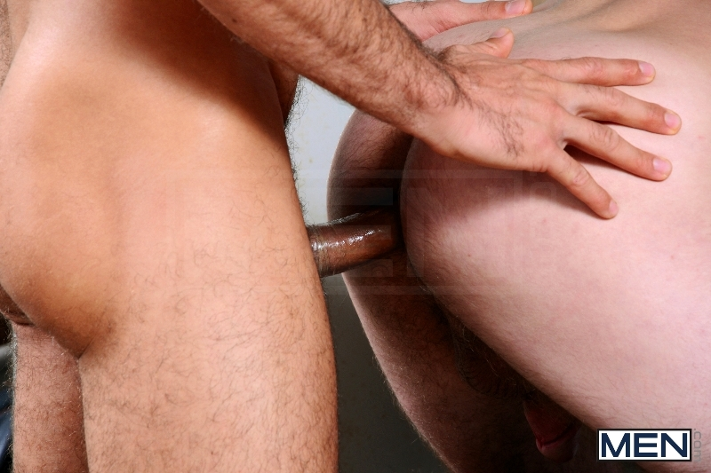 The Disguise - Duncan Black - Tyler Hunt - Drill My Hole - MEN.COM - Men of Gay Porn - Photo #8