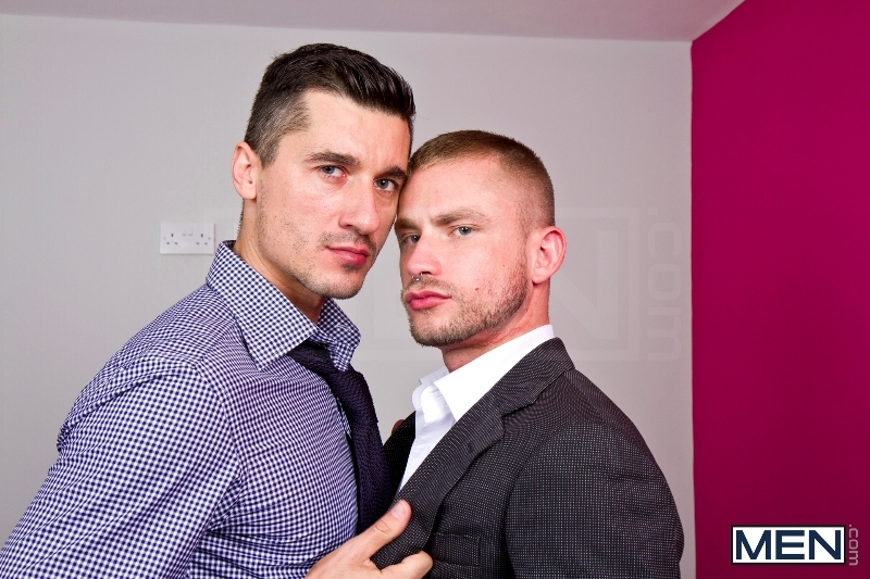 The Disciplinary - Jay Roberts - Taylor Scott - UK - MEN.COM - Men of Gay Porn - Photo #5