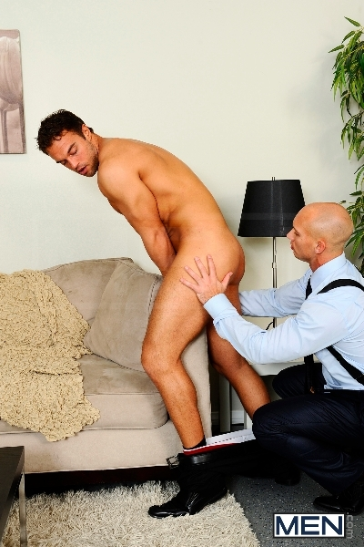 The Political Convention - John Magnum - Rocco Reed - The Gay Office - MEN.COM - Men of Gay Porn - Photo #11