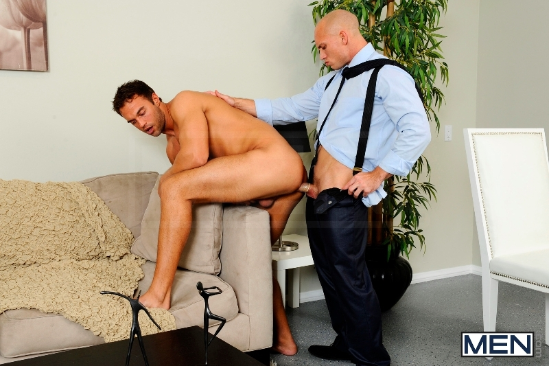 The Political Convention - John Magnum - Rocco Reed - The Gay Office - MEN.COM - Men of Gay Porn - Photo #12