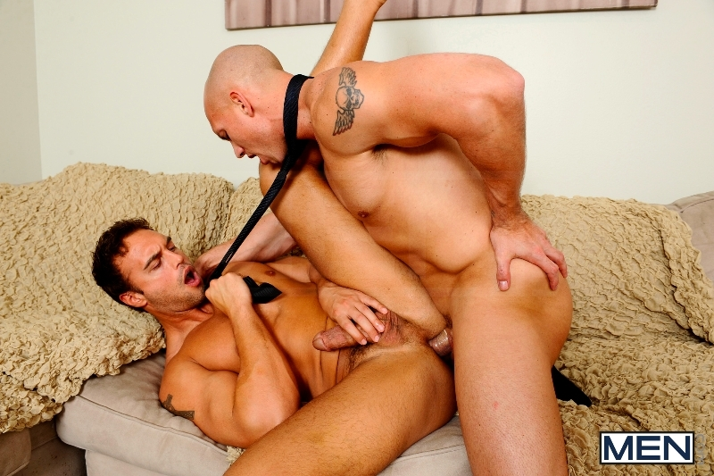 The Political Convention - John Magnum - Rocco Reed - The Gay Office - MEN.COM - Men of Gay Porn - Photo #16