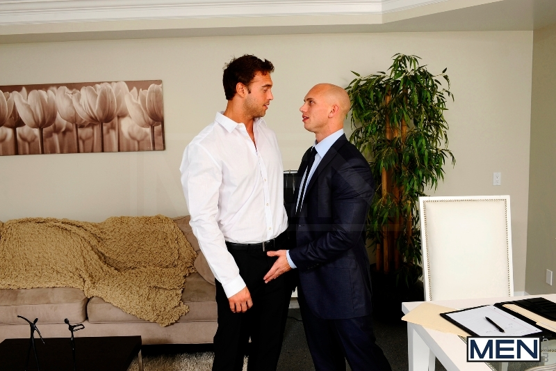 The Political Convention - John Magnum - Rocco Reed - The Gay Office - MEN.COM - Men of Gay Porn - Photo #7