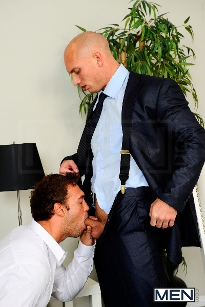 The Political Convention - John Magnum - Rocco Reed - The Gay Office - MEN.COM - Men of Gay Porn - Photo #9