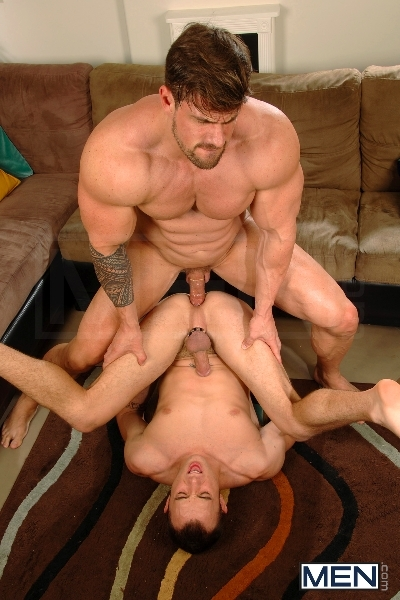 Turn The Music Down - Kirk Cummings - Zeb Atlas - Drill My Hole - MEN.COM - Men of Gay Porn - Photo #12