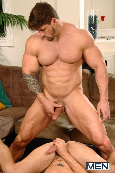 Turn The Music Down - Kirk Cummings - Zeb Atlas - Drill My Hole - MEN.COM - Men of Gay Porn - Photo #13