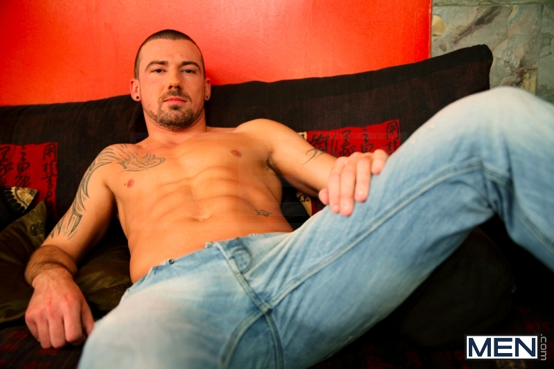 Justified - Damien Crosse - Issac Jones - Lucio Saints - Marco Sessions - Donato Reyes - Jizz Orgy - Photo #5