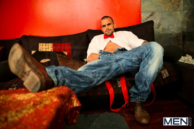 Justified - Damien Crosse - Issac Jones - Lucio Saints - Marco Sessions - Donato Reyes - Jizz Orgy - Photo #6
