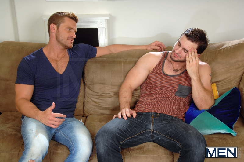 Romeo And Mercutio - Phenix Saint - Landon Conrad - Str8 To Gay - Photo #7